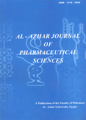 Al-Azhar Journal of Pharmaceutical Sciences